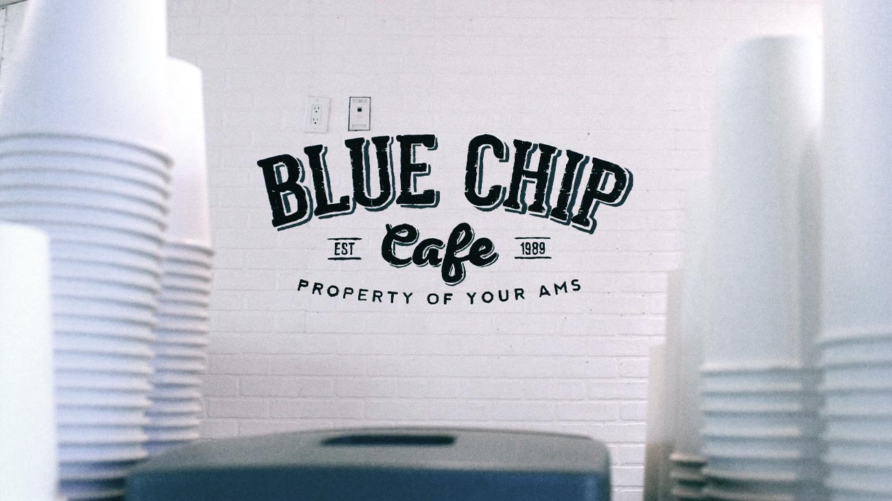 Blue Chip Cafe