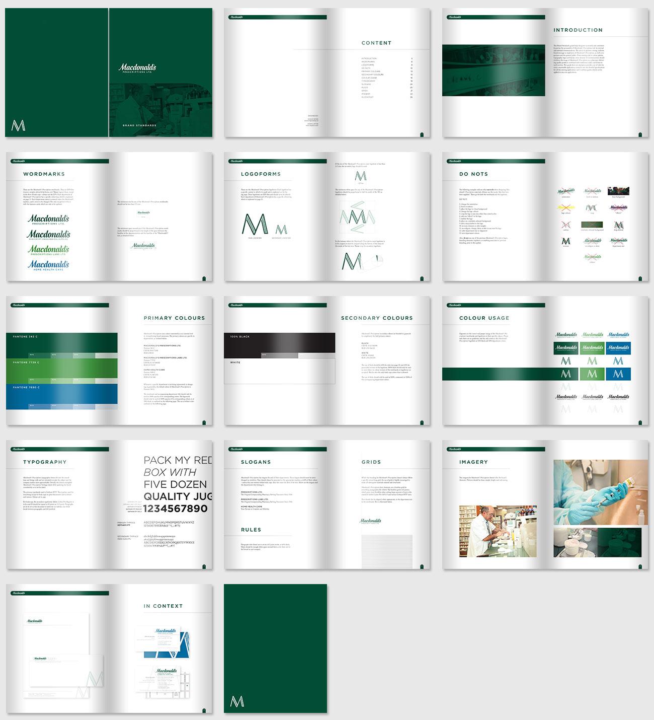 Macdonald's Prescriptions & Medical Supplies - Angus Wong Designer