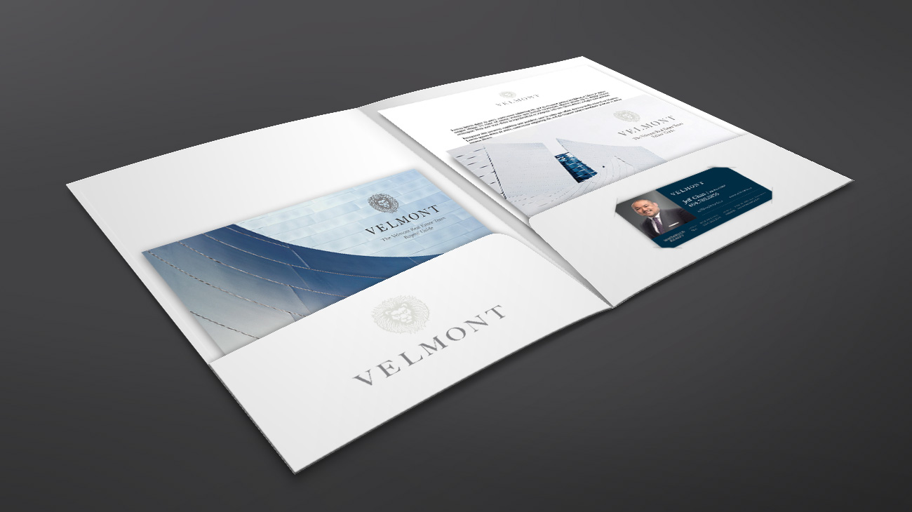 Velmont Real Estate Group Presentation Folder