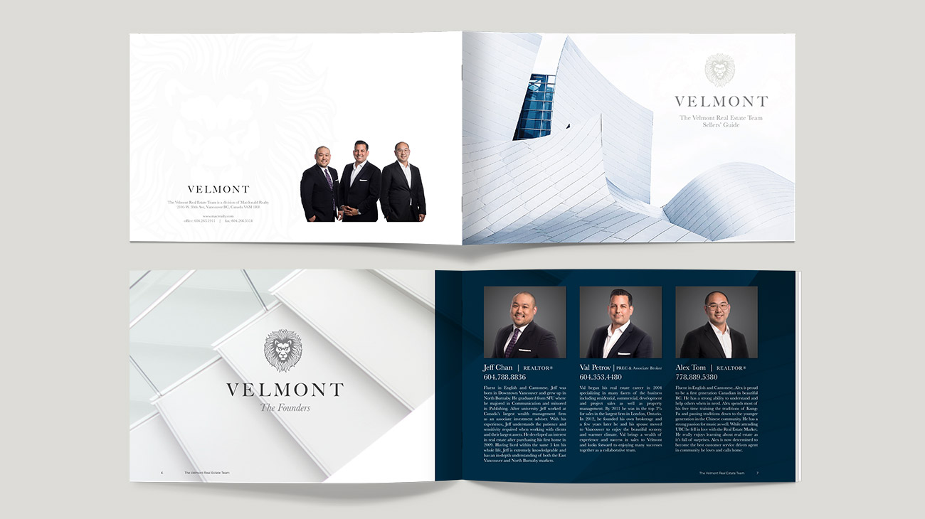 Velmont Real Estate Group Sellers' Guide